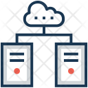 Network Server Database Icon