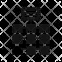 Network Server Data Icon