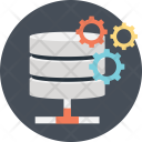 Network Server Management Icon
