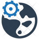 Global Solution Network Settings Icon