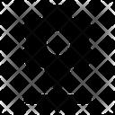 Network Setting Gear Cogwheel Icon