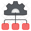 Network Setting Network Configuration Network Management Icon