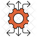 Network Setting Icon
