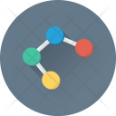 Network Share Social Icon