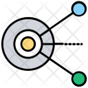 Network Sharing Connections Icon