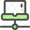 Network Sharing Share Icon