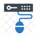 Server Database Mouse Icon