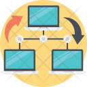 Networking Sharing Server Icon