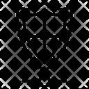 Network Shield Icon