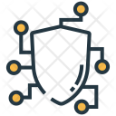 Network Protection Secure Icon