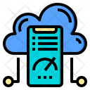 Testing Cloud System Online Icon