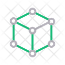 Network Connection Structure Icon
