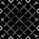 Network Structure Architecture Network Icon