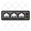 Network Switch Icon