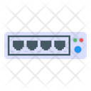 Smart Cord Network Switch Wireless Cord Icon