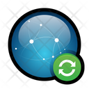 Network Sync Icon