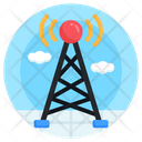 Signal Tower Mobile Tower Network Tower Icon
