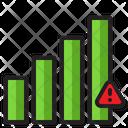 Network Warning Alert Signal Signal Icon