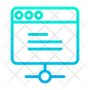 Network Web Webpage Icon