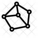 Network Web Mind Icon
