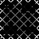 Network Workflow Icon