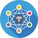 Networking Connections Links Icon