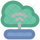 Networking Netting Broadband Icon