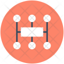 Networking Workflow Business Icon