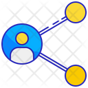 Business Connection Network Icon