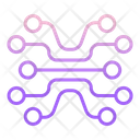 Inetworking Networking Connection Icon