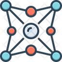 Networking Network Organization Icon