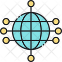 Networking Business Connection Icon