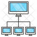 Networking Connection Computer Icon