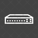 Networking Switch Server Icon