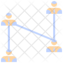 Networking Connection Internet Icon