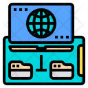 Smartphone Artificial Intelligence Icon