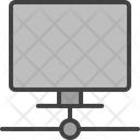 Server Proxy Monitor Icon