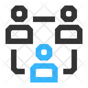 Networking Communication Commerce Icon