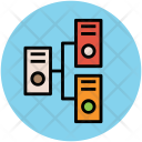 Networking Network Sharing Icon