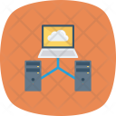 Networking Share File Icon