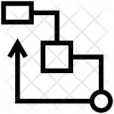 Networking Netting Webbing Icon