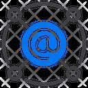 Social Media Digital Media Social Network Icon