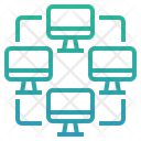 Networks Communication Connection Icon