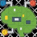 Neural Interface Neural Circuit Neural Network Icon