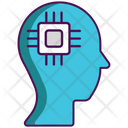 Neural Interface Human Interface Ai Icon