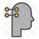 Artificial Intelligence Neural Network Neural Circuit Icon