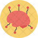 Brain Neural Network Icon