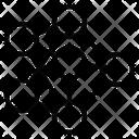 Neural Network Machine Icon