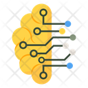 Artificial Brain Artificial Intelligence Ai Icon