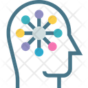 Intelligence Brain Creative Icon